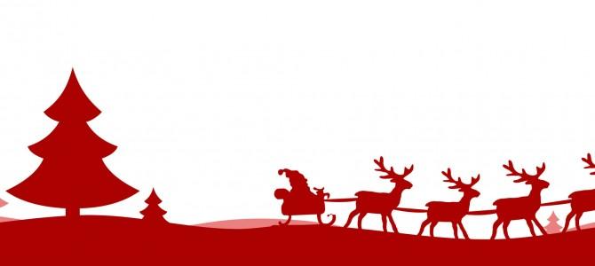 Wir sind auch in der Weihnachtszeit für Sie da